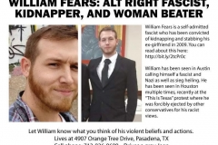 More on Will Fears