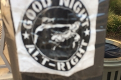 Good Night Alt Right Sticker
